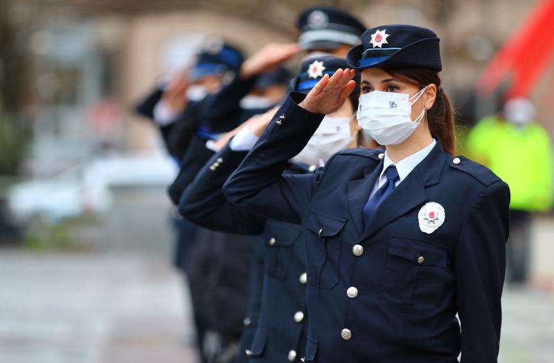 Polis Teşkilatının 176. Kuruluş Yıldönümü