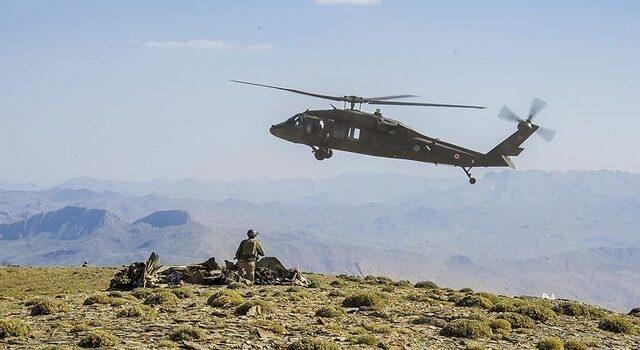PKK'ya darbe! 20 terörist etkisiz hale getirildi