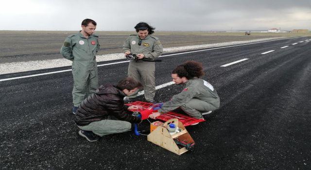 TEKNOFEST Öğrencilerinin Model Uçakları Gökyüzüyle Buluştu