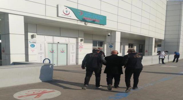 Firari FETÖ/PDY Üyesi Operasyonla Yakalandı