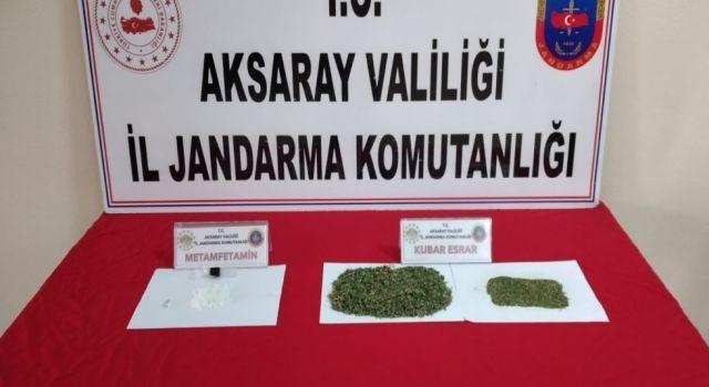 Gülağaç'ta Uyuşturucu Operasyonu