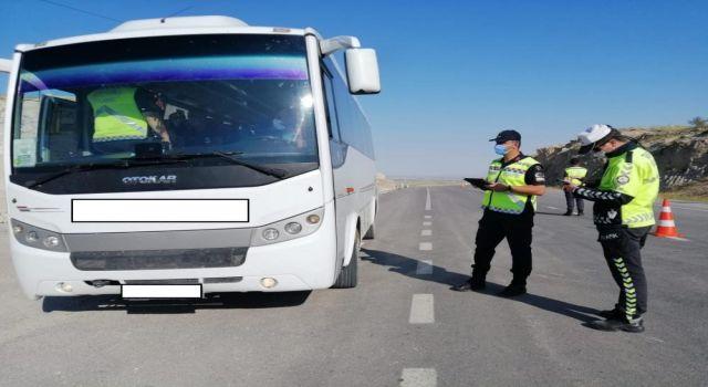 Jandarmadan Personel Servislerine Sıkı Denetim