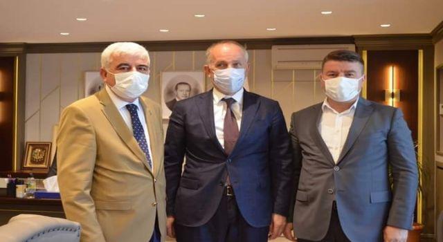 Başkan Dinçer'den Sanayi Sitesi Esnafına Müjde