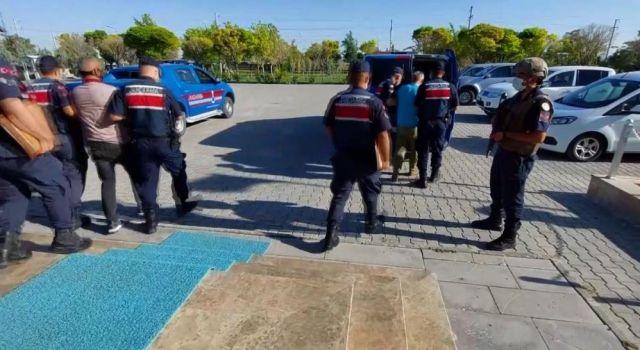 Jandarmadan Suç Örgütü Operasyonu: 2 Tutuklama