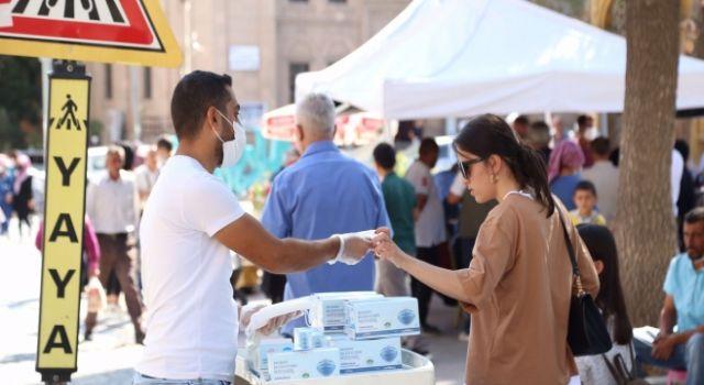 Aksaray Belediyesi Salgın Süreci Boyunca 8 Milyon Maske Üretti