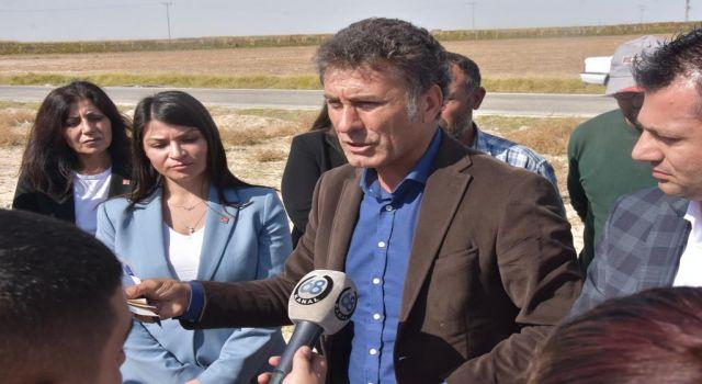 """Sarıbal """"Eskil Belediyesi Suç İşlemiştir"""""""