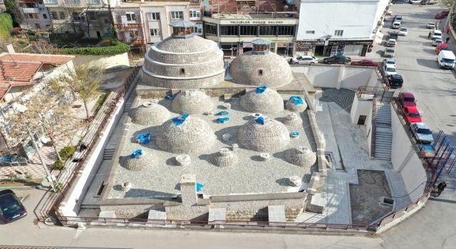 Tarihi Hamamın Restorasyonu Tamamlanacak