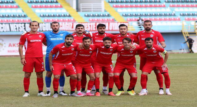 TFF 3. Lig: 68 Aksaray Belediyespor: 1 - Çarşambaspor: 0