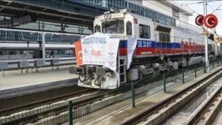 Çin'e Yapılan Bor İhracatında İkinci Tren Yola Çıkıyor
