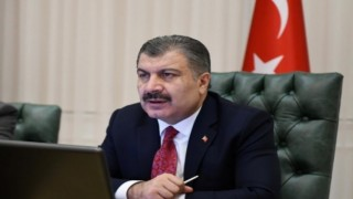 Sağlık Bakanı Koca, Otizm Sempozyumuna Katıldı