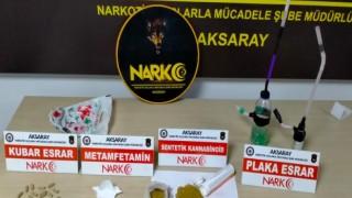 5 Zehir Tacirine Narkotik Darbesi