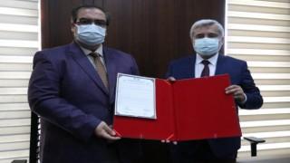 ASÜ ile ASÜMED Arasında Spor Macera Parkuru Protokolü İmzalandı