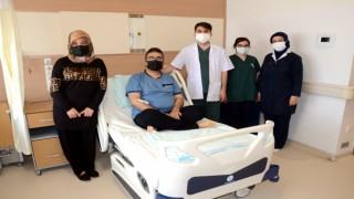 Meram Tıp'ta Yapılan Operasyonda Hasta da Doktor da Aksaraylı