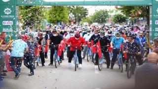 'Yeni Nesil Bisiklet Sistemi Projesi' Hayata Geçirildi