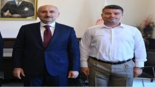 Bakan Karaismailoğlu'dan Aksaray'ın Ulaşım Projelerine Tam Destek