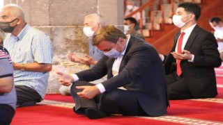Şehitler İçin Mevlit Okutulup, Hatim Duası Edildi