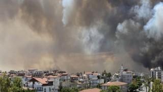 Yangın Bölgelerine Aksaray'dan Tam Destek