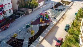Paşacık'a Yeni Bir Park Daha